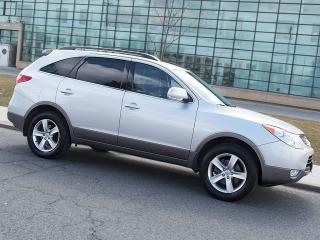 Used 2010 Hyundai Veracruz 7 SEATS|NAVI|REARCAM|DUAL DVD for sale in Scarborough, ON