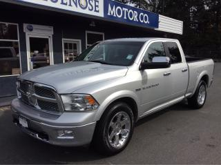 Used 2011 RAM 1500 Laramie for sale in Parksville, BC