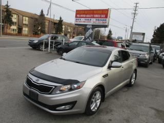 Used 2012 Kia Optima LX+ for sale in Scarborough, ON