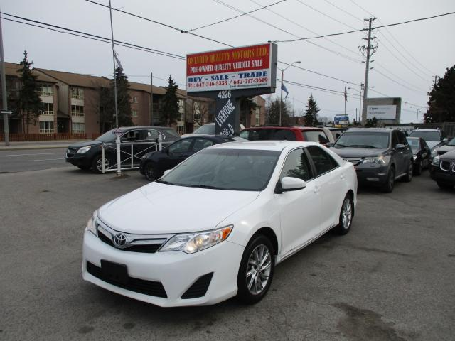 2012 Toyota Camry LE,Alloy Rims,NAVIGATION SYSTEM!!