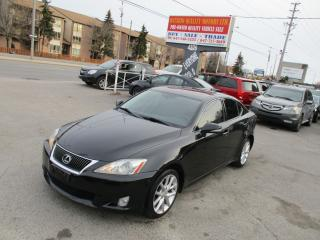 Used 2011 Lexus IS 250 AWD for sale in Toronto, ON