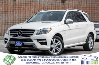 Used 2012 Mercedes-Benz ML 350 BLUETEC DIESEL for sale in Caledon, ON