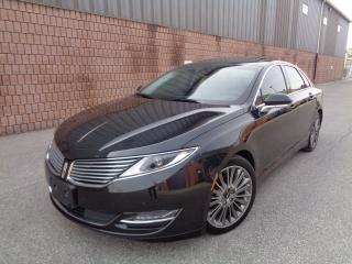 Used 2013 Lincoln MKZ 3.7L - AWD - NAVI - CAMERA - DRIVER ASSIST PKG for sale in Etobicoke, ON
