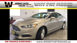 Used 2016 Ford Fusion SE| SYNC| BACKUP CAM| CRUISE CONTROL| 62,187KMS for sale in Cambridge, ON
