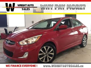 Used 2017 Hyundai Accent LE|SUNROOF|HEATED SEATS|25,315 KMS for sale in Cambridge, ON