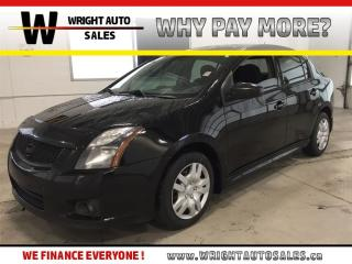 Used 2012 Nissan Sentra SE-R|LOW MILEAGE|SUNROOF|NAVIGATION|88,862 KMS for sale in Cambridge, ON