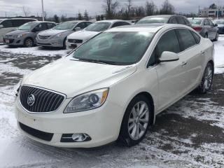 Used 2012 Buick Verano | LEATHER | ROOF for sale in London, ON