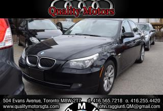 Used 2010 BMW 535 I i xDrive for sale in Etobicoke, ON