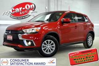Used 2018 Mitsubishi RVR SE AWD HTD SEATS REAR CAM NAV READY LOADED for sale in Ottawa, ON