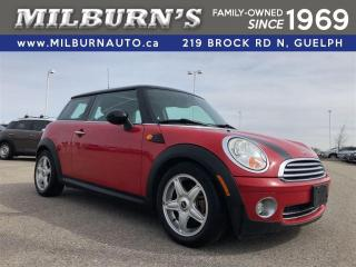 Used 2008 MINI Cooper Hardtop - for sale in Guelph, ON