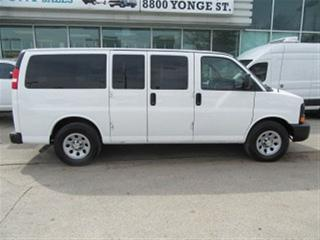 Used 2014 Chevrolet Express 1500 8 passenger all wheel drive van for sale in Richmond Hill, ON