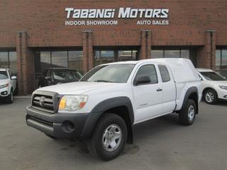 Used 2007 Toyota Tacoma 4X4 | ONE OWNER | NO ACCIDENT | SERVICE HISTORY! for sale in Mississauga, ON