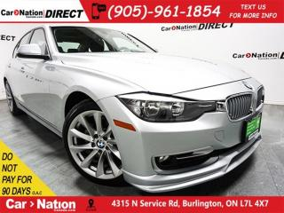 Used 2014 BMW 320i xDrive| LOW KM'S| LEATHER| SUNROOF| NAVI| for sale in Burlington, ON