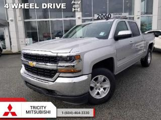 Used 2018 Chevrolet Silverado 1500 LT  - Bluetooth for sale in Port Coquitlam, BC