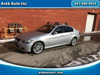 Used 2009 BMW 3 Series 335xi for sale in Mississauga, ON