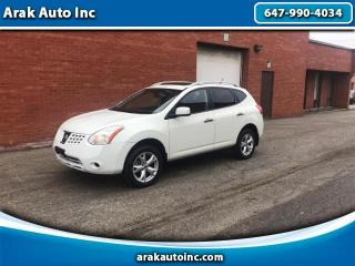 Used 2010 Nissan Rogue S AWD for sale in Mississauga, ON