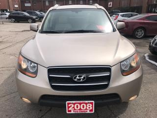 Used 2008 Hyundai Santa Fe Limited 7-Pass for sale in Kitchener, ON