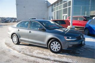 Used 2015 Volkswagen Jetta Sedan 2.0L-CAMERA-BLUETOOTH-ONLY 42KM for sale in York, ON