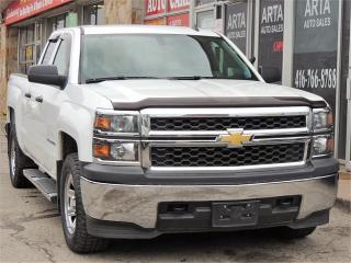 Used 2014 Chevrolet Silverado 1500 Work Truck w/1WT for sale in Etobicoke, ON