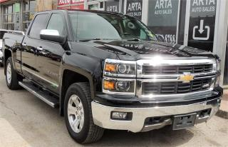 Used 2014 Chevrolet Silverado 1500 LTZ w/1LZ for sale in Etobicoke, ON