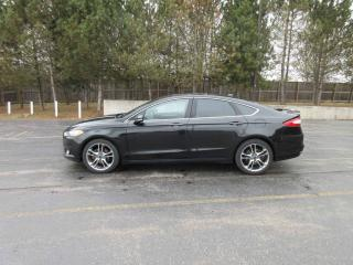 Used 2013 Ford Fusion Titanium AWD for sale in Cayuga, ON