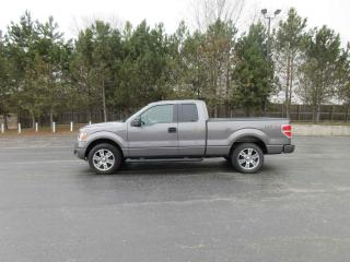 Used 2014 Ford F-150 CREW STX EXT CAB RWD for sale in Cayuga, ON