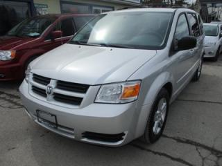 Used 2010 Dodge Grand Caravan FAMILY MOVING SE MODEL 7 PASSENGER 3.3L - V6.. CAPTAINS.. STOW-N-GO.. DVD PLAYER.. BACK-UP CAMERA.. POWER WINDOWS.. AUX/USB INPUT.. for sale in Bradford, ON