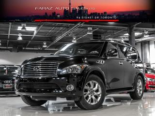 Used 2011 Infiniti QX56 7PASS|TV/DVD|NAVI|360CAM for sale in North York, ON
