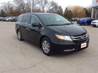 Used 2015 Honda Odyssey EX-L w/Navi..CLEAN CARPROOF..ONE OWNER for sale in Milton, ON