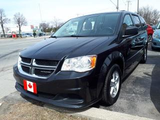 Used 2011 Dodge Grand Caravan DVD NAV for sale in Scarborough, ON