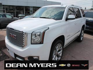 Used 2016 GMC Yukon Denali for sale in North York, ON