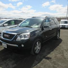 Used 2010 GMC Acadia Traction intégrale, 4 portes SLT1 for sale in Mirabel, QC