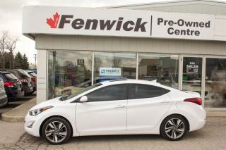 Used 2015 Hyundai Elantra GLS at for sale in Sarnia, ON