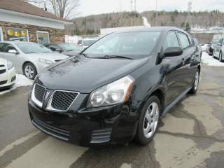 Used 2009 Pontiac Vibe Familiale for sale in Quebec, QC