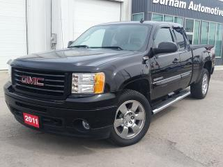 Used 2011 GMC Sierra 1500 SLE Z71 4x4 for sale in Beamsville, ON