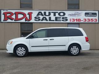 Used 2015 Dodge Grand Caravan Canada Value Package ACCIDENT FREE,1 OWNER for sale in Hamilton, ON