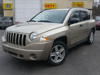 Used 2009 Jeep Compass NORTH for sale in Dundas, ON