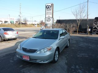 Used 2004 Toyota Camry XLE,TOP OF THE LINE for sale in Kitchener, ON