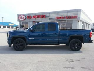 Used 2016 GMC Sierra 1500 ELEVATION EDTION for sale in Owen Sound, ON
