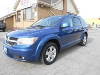 Used 2010 Dodge Journey SXT 7Passenger 3.5L FWD Certified 131,000KMs for sale in Etobicoke, ON
