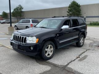 Used 2007 Jeep Grand Cherokee 4WD 4Dr Limited for sale in North York, ON