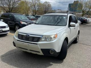 Used 2009 Subaru Forester 5dr Wgn Auto 2.5X Limited for sale in North York, ON