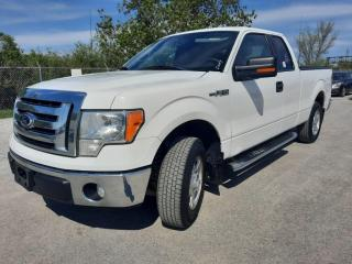 Used 2012 Ford F-150 3.7L V6 SuperCab 145