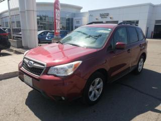 Used 2015 Subaru Forester 5dr Wgn Auto 2.5i Convenience for sale in North York, ON