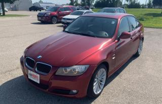 Used 2011 BMW 3 Series 4dr Sdn 328i xDrive AWD Ed for sale in North York, ON
