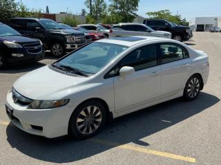 Used 2010 Honda Civic 4dr Auto EX-L for sale in North York, ON