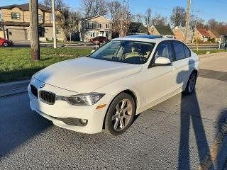Used 2012 BMW 3 Series 320i Sedan for sale in North York, ON