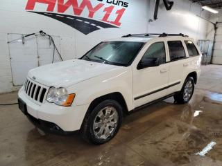 Used 2008 Jeep Grand Cherokee 4WD 4Dr Laredo for sale in North York, ON