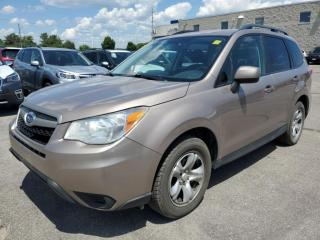 Used 2014 Subaru Forester 5dr Wgn Auto 2.5i for sale in North York, ON