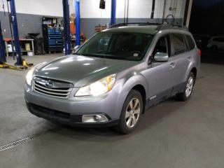 Used 2010 Subaru Outback 4dr Wgn H4 Auto 2.5i Premium for sale in North York, ON